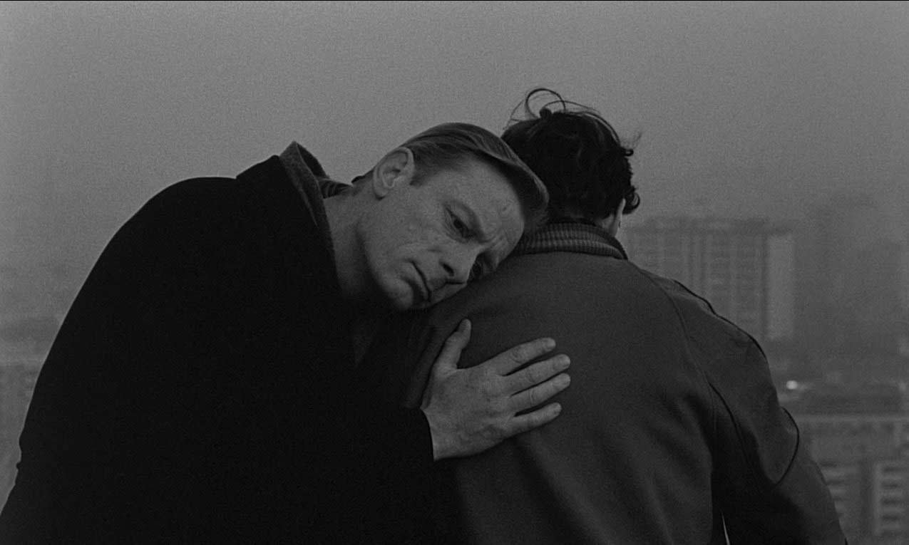 Discord and new beginnings in Wings of Desire