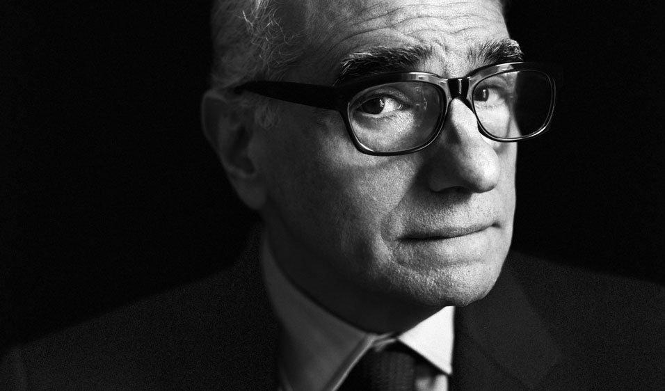 Martin Scorsese. © Brigitte Lacombe