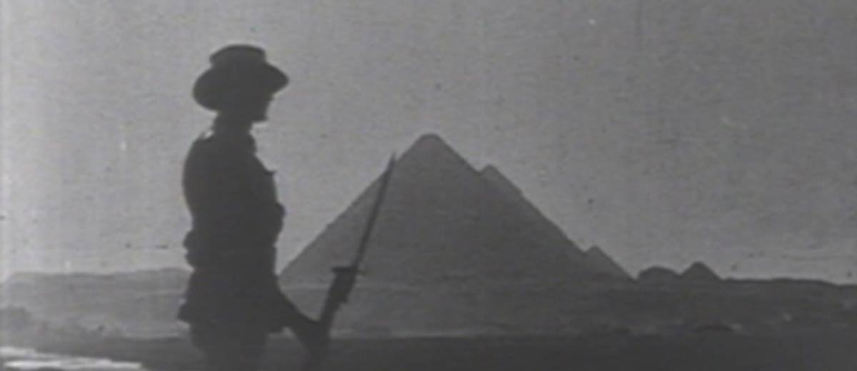 Hero of the Dardanelles - Andrew Rolfe - 1915
