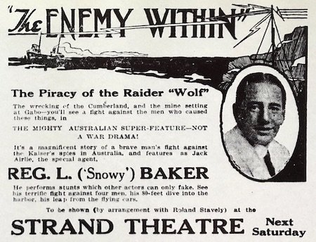 The Enemy Within (Roland Stavely 1918)