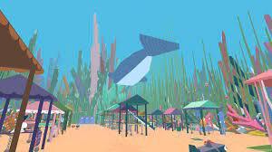 Fish Market grace bruxner whale