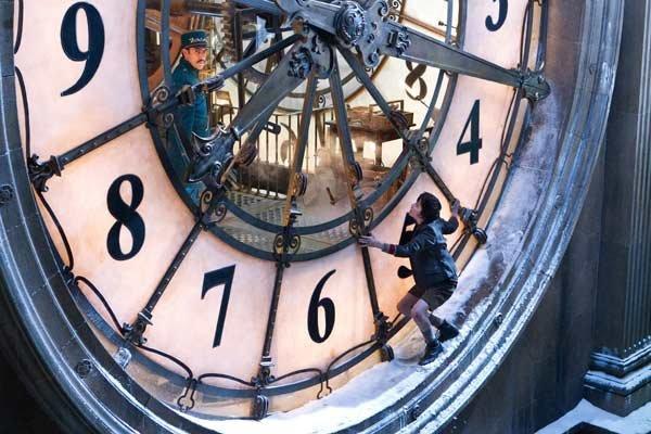 Hugo clock