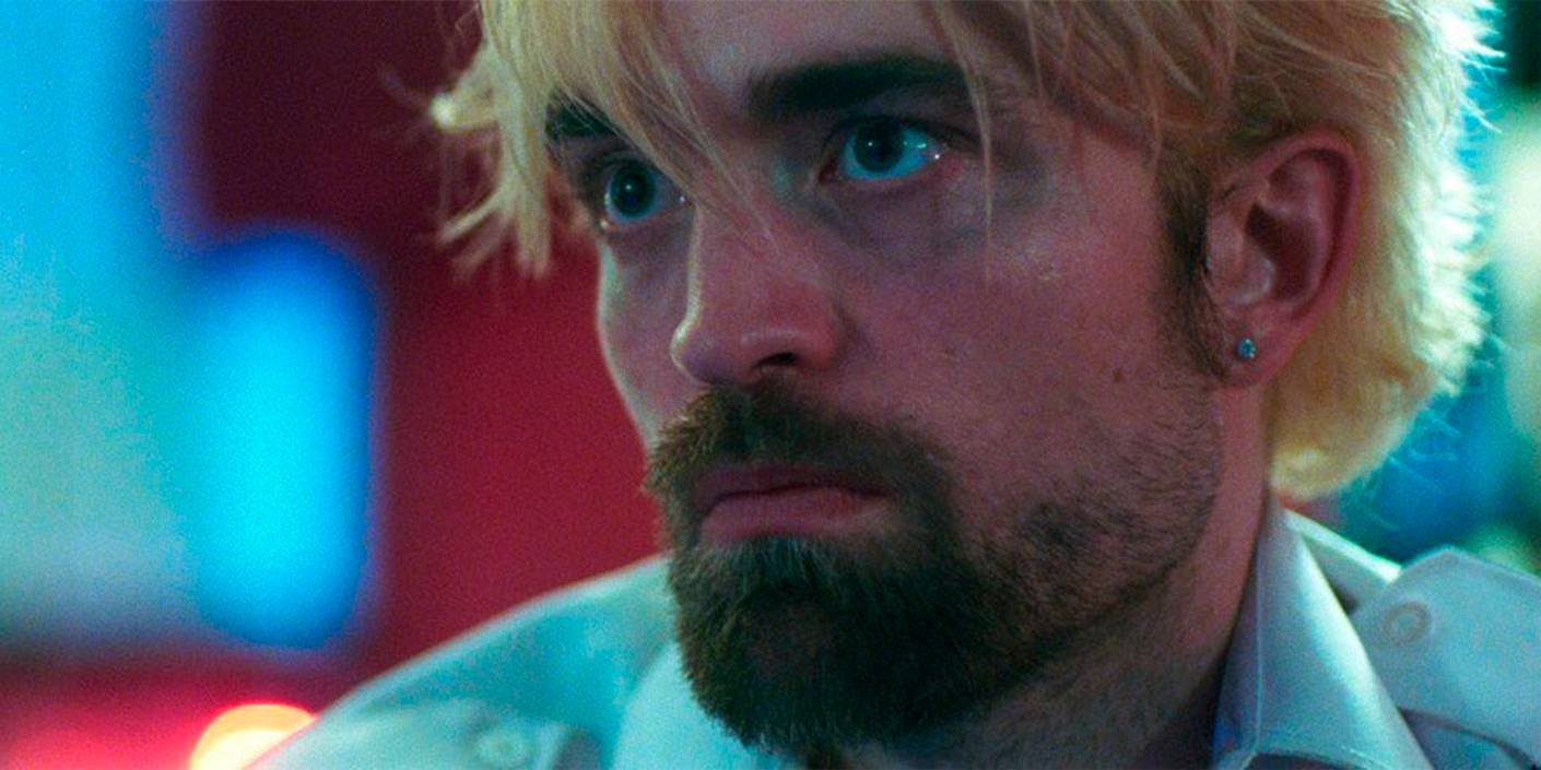 The good, the bad and the ugly: Robert Pattinson in Good Time