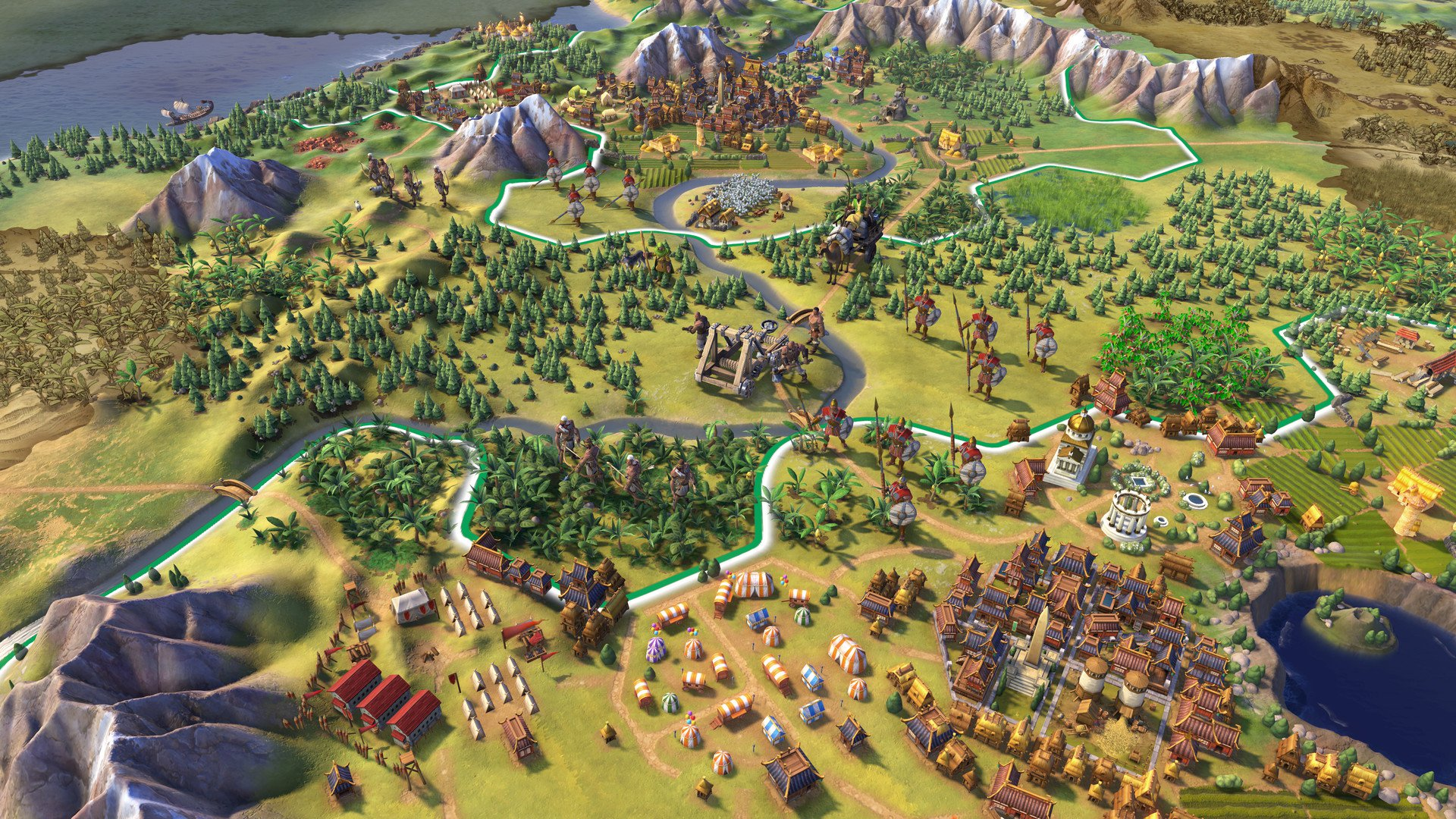 Sid Meier Civilisation VI 6