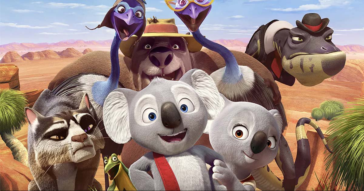 Blinky Bill the Movie - Watch Party