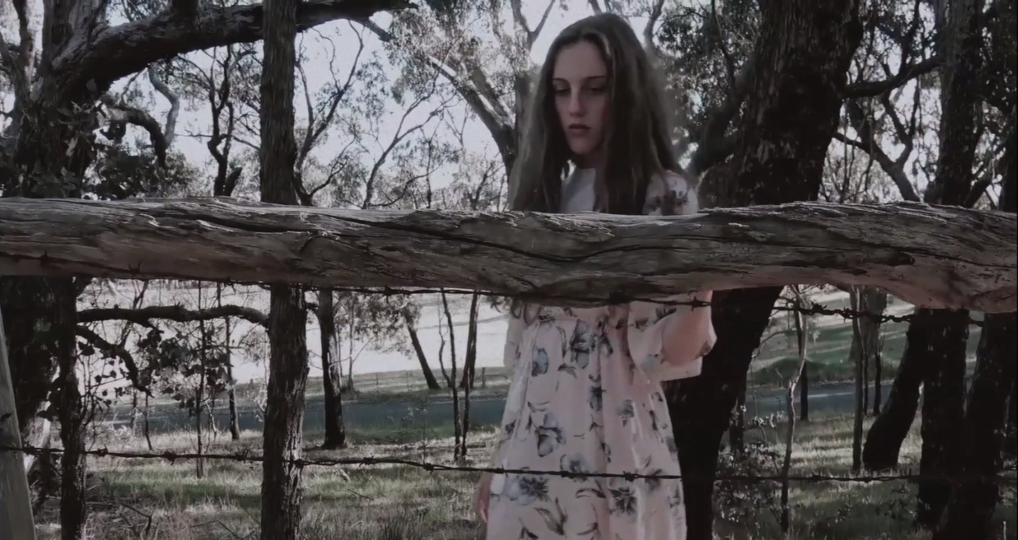 A still from Chelsea Stubbs' film Yellow