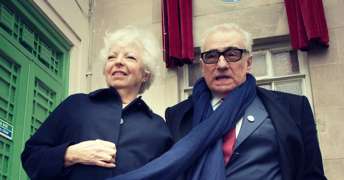 Scorsese & Schoonmaker