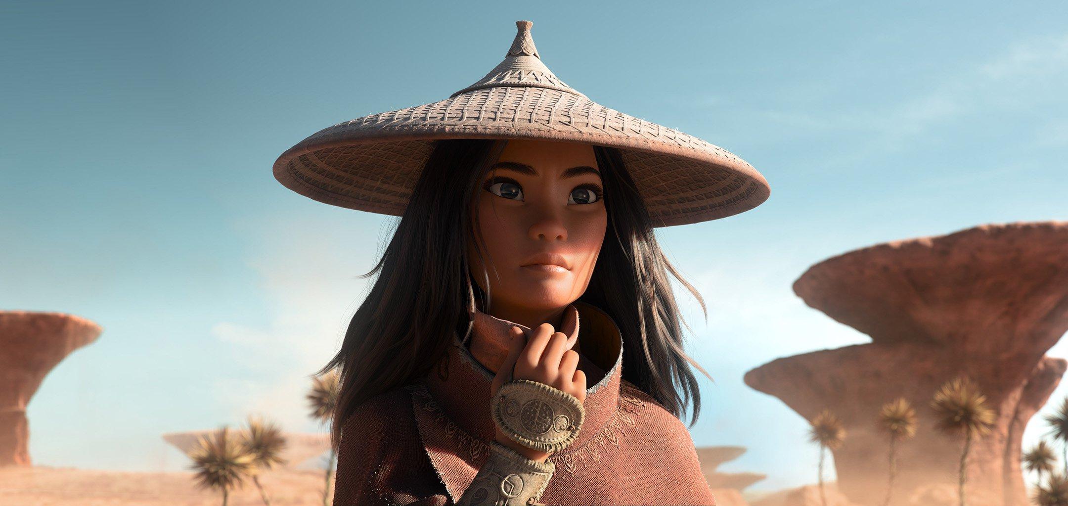 Raya and the Last Dragon (2021) © Disney